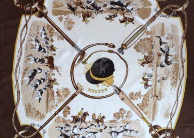 Carré de soie, Hermès Paris