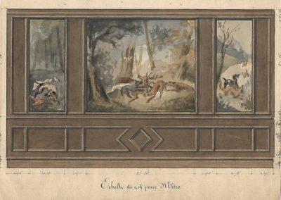 Ecole française du XIXe