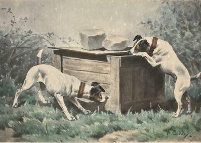 Charles Fernand de Condamy (1847-1913)